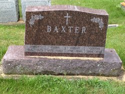 Clara A <I>Cassidy</I> Baxter