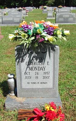 """Charles E """"Chuck"""" Monday"""