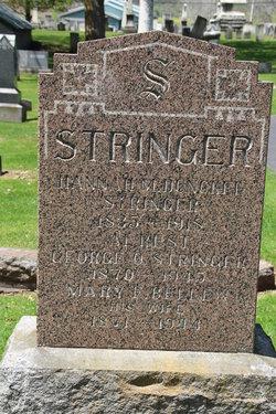 Mary Elizabeth <I>Bellew</I> Stringer
