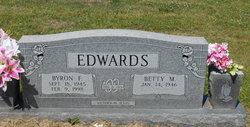 Byron Falcon Edwards