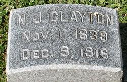 Nicholas Joseph Clayton