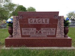 """Lowell E """"Spiz"""" Gagle"""