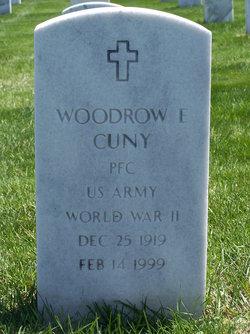 Woodrow Ellsworth Cuny