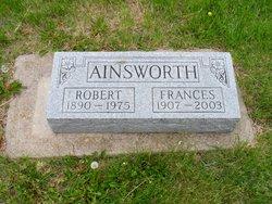 Frances M. <I>Scott</I> Ainsworth