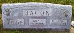 Lloyd L Bacon