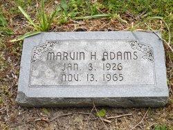 Marvin Henry Adams