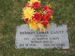 "Herman Lamar ""Buddy"" Gantt"
