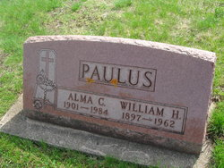 Alma Catherine <I>Casperson</I> Paulus