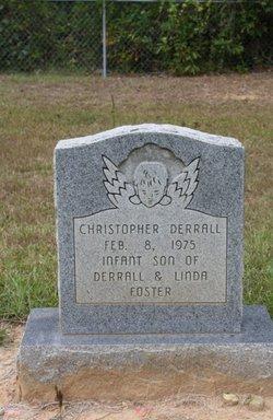 Christopher Derrall Foster