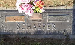 """Albert Henry """"Zeke"""" Schaefer"""