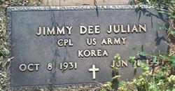 Jimmy Dee Julian
