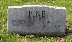 Margaret <I>Tompkins</I> Pine