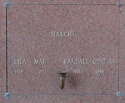 Lila Mae <I>Ellingsworth</I> Malchi