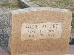 Masie Alford