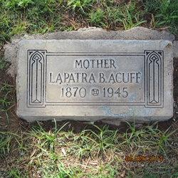 Lapatra <I>Byrd</I> Acuff