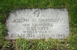 SMN Joseph William Chatigny Jr.