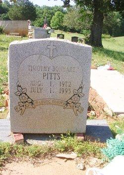 "Timothy Bonhart ""Tim"" Pitts"