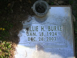"Willie Henry ""Tex"" Burke"
