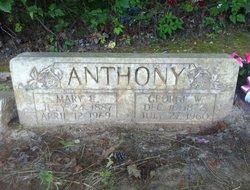 George Washington Anthony
