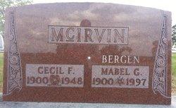 Mabel C <I>Bergen</I> McIrvin