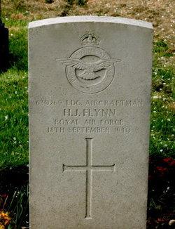 Leading Aircraftman Henry J. Flynn