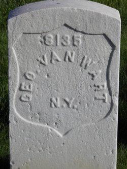 George Sutton Van Wart
