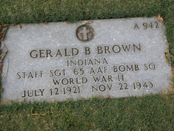 Gerald B Brown