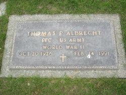 Thomas P Albrecht