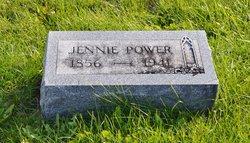 "Mary Jane ""Jennie"" <I>Terhune</I> Power"