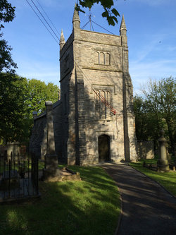 Saint Brynach's Church, Llanfyrnach