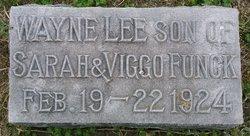 Wayne Lee Funck