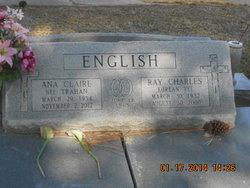 Ana Claire <I>Trahan</I> English