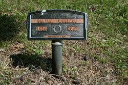 Bertha <I>Jones</I> Wallace