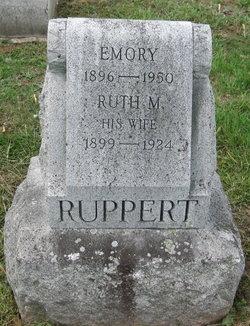 Ruth M <I>Miller</I> Ruppert