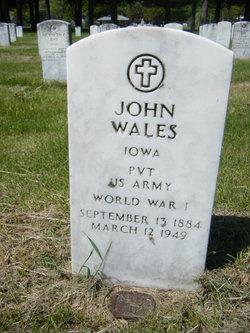 John Wales
