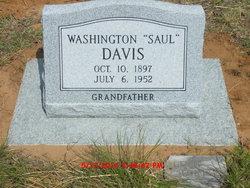 """Washington """"Saul"""" Davis"""