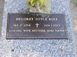 Delores Joyce <I>Epker</I> Ruiz