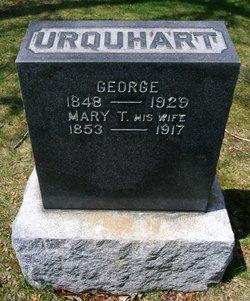 Mary Todd <I>Richardson</I> Urquhart