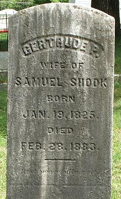 Gertrude P. Shook