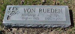Julia Gertrude <I>Firkus</I> Von Rueden