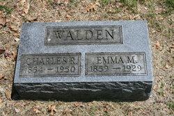Charles Raymond Walden