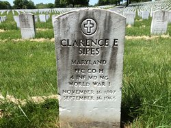 Clarence E Sipes