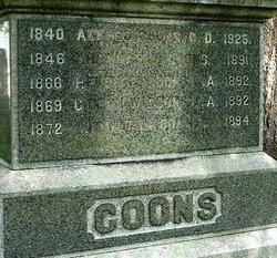 Gideon W Coons