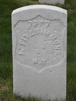 Francis Fitzsimmons