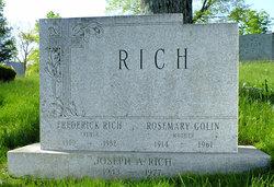 Frederick Rich