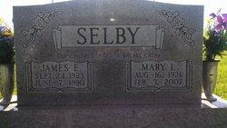 Mary <I>Alford</I> Selby Robinson