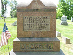 Mary E <I>Houck</I> Adamson