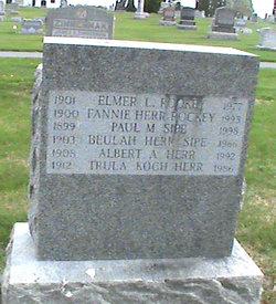 Beulah Elenora <I>Herr</I> Sipe