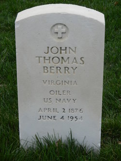 John Thomas Berry