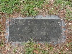 Major Odell Johnson